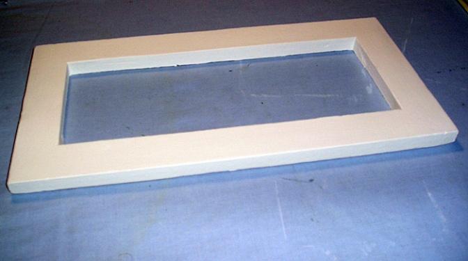 Fibreboard Mold
