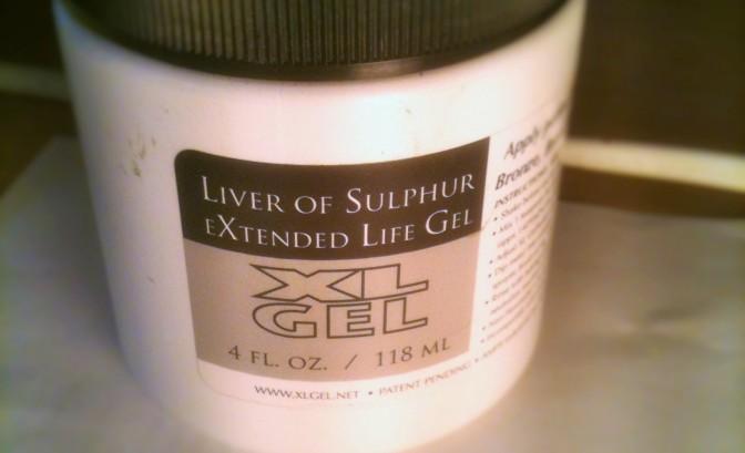 Liver Of Sulppher